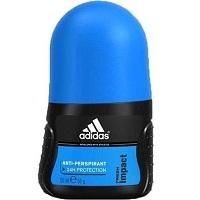 Adidas Fresh Impact Deodorant Roll-on - For Women