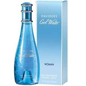 Davidoff Cool Water Deodorant Spray - For Women