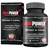 Manpower X Testosterone Booster