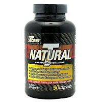 Top Secret Natural T Testosterone